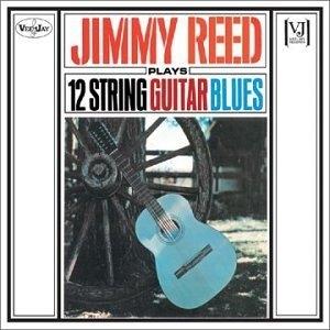 Plays 12 String Guitar Blues album cover