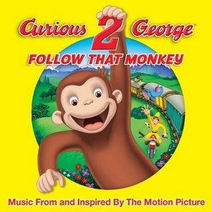 Curious George 2: Follow That Monkey album cover