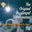 Camp Meeting: God Is Here album cover