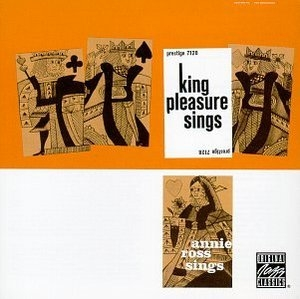 King Pleasure Sings-Annie Ross Sings album cover