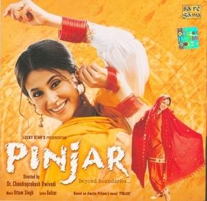 Pinjar album cover