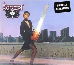 Accept album cover