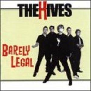 Barely Legal album cover