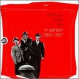 In Person: 1960-1967 album cover