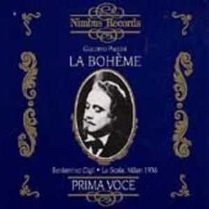 La Bohème album cover