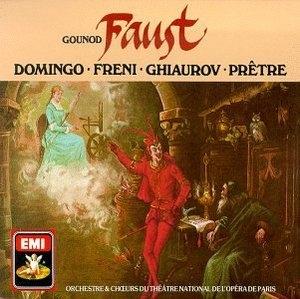 Gounod: Faust album cover