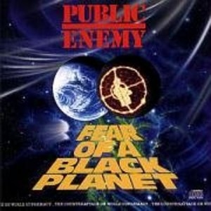 Fear Of A Black Planet album cover