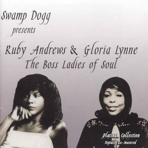 Swamp Dogg Presents: The Boss Ladies Of Soul album cover