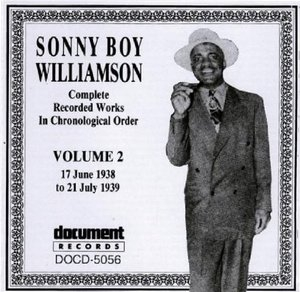 Complete Recorded Works-Vol.2 (1938-1939) album cover
