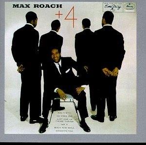 Max Roach +4 album cover