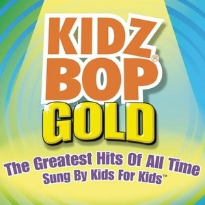 Kidz Bop Gold album cover