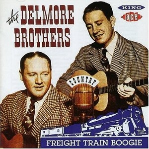 Freight Train Boogie album cover
