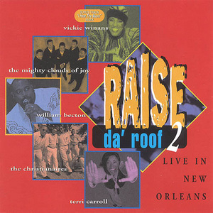 Raise 'Da Roof 2-Live In New Orleans album cover
