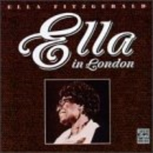 Ella In London album cover