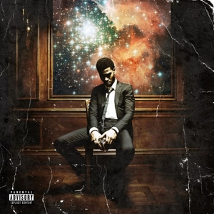 Man On The Moon II: The Legend Of Mr. Rager album cover