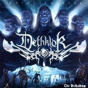 The Dethalbum album cover