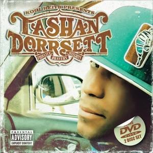 Tashan Dorrsett album cover