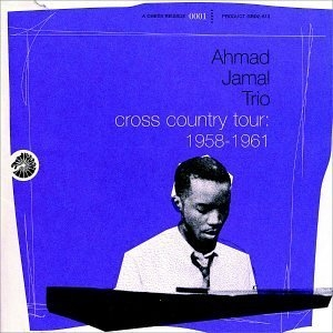 Cross Country Tour: 1958-1961 album cover