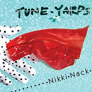 Nikki Nack album cover