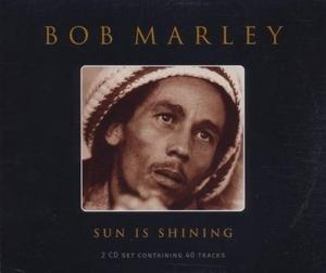 Sun Is Shining album cover