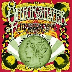 Sons Of Mercury (1968-1975) album cover