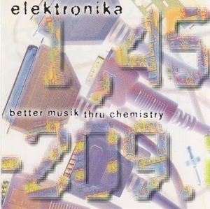 Elektronika album cover