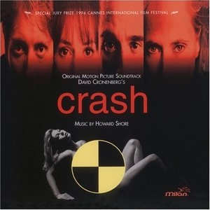 Crash: Original Motion Picture Soundtrack album cover