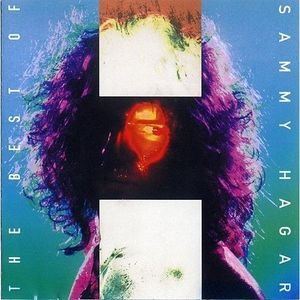 The Best Of Sammy Hagar album cover
