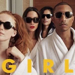 G I R L album cover