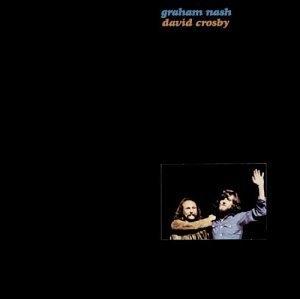 David Crosby + Graham Nash album cover