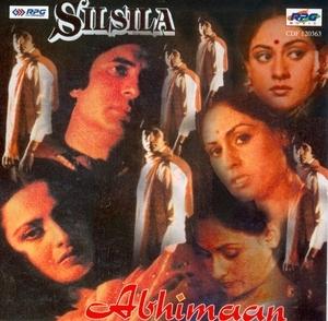 Silsila~ Abhimaan album cover