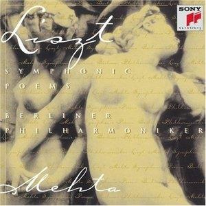 Liszt: Symphonic Poems album cover