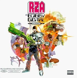 RZA As Bobby Digital In Stereo album cover