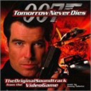 Tomorrow Never Dies: Original Soundtrack From The Video Game album cover