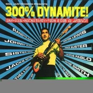 300% Dynamite! album cover
