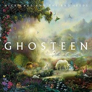Ghosteen album cover