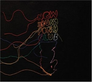 New Young Pony Club EP album cover