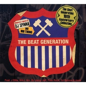 The Beat Generation 10th Anniversary Collection album cover