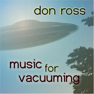Music For Vacuuming album cover
