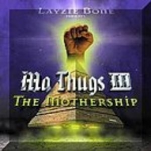 Mo Thugs III-The Mothership album cover