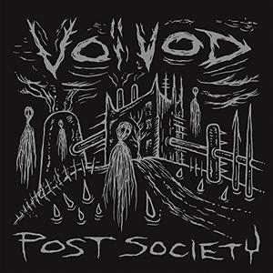 Post Society EP album cover