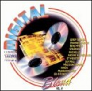 Digital Blend, Vol. 2 album cover