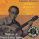Andres Segovia And His Co... album cover