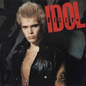 Billy Idol album cover