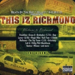 This Iz Richmond album cover