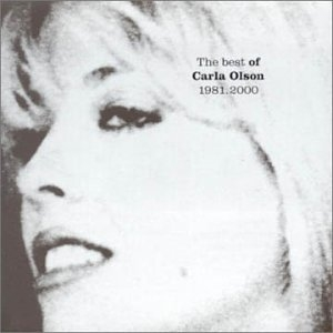 Honest As Daylight: The Best Of Carla Olson (1981-2000) album cover