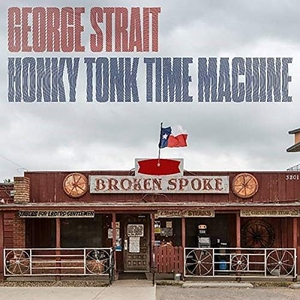 Honky Tonk Time Machine album cover