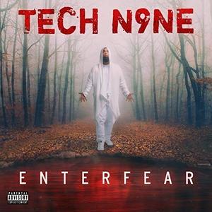 ENTERFEAR album cover