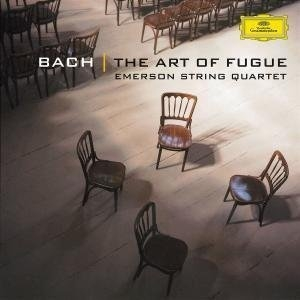 Bach: The Art Of Fugue album cover