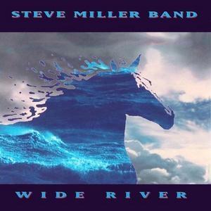 Wide River album cover